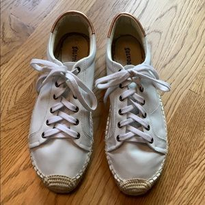 Soludos- espadrille sneakers- good condition!